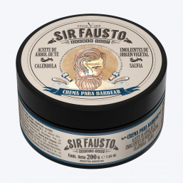Sir Fausto Crema para Barbear 200 ml
