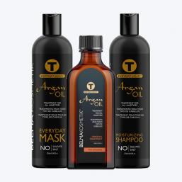 BELMA KOSMETIK Argan Oil Home Care Kit