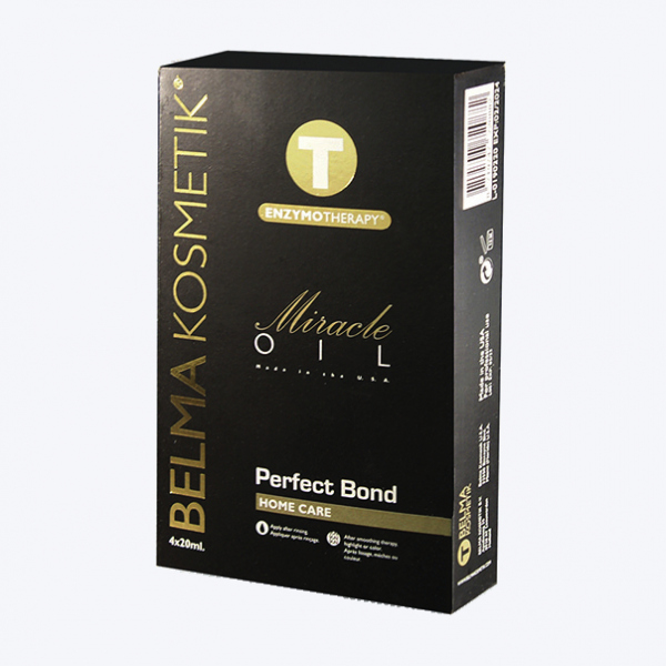BELMA KOSMETIK Miracle Oil Perfect Bond 4x20 ml