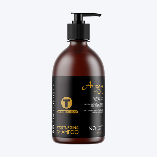 BELMA Kosmetik Argan Oil Shampoo 500ml